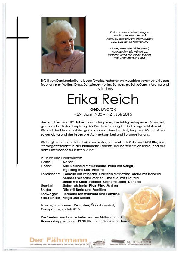 Parte Reich Erika