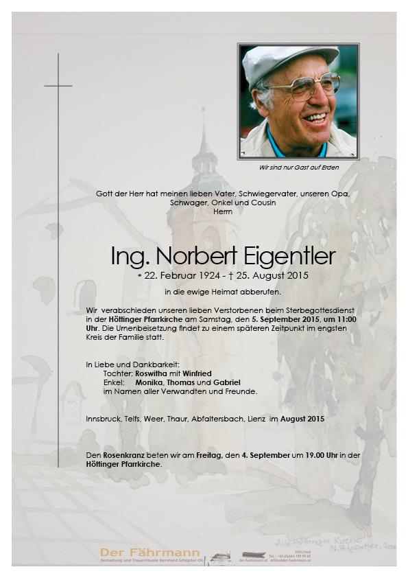 Parte Eigentler Norbert