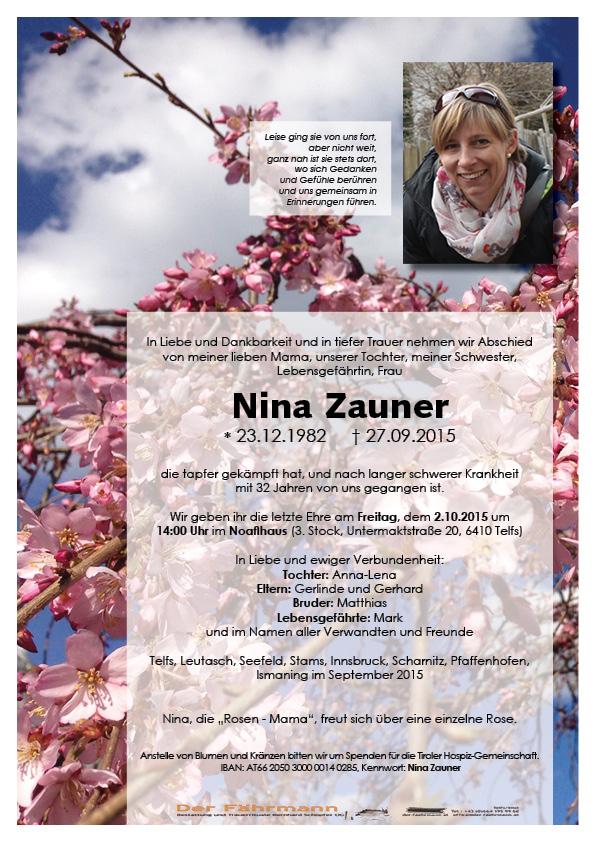 Parte Nina Zauner
