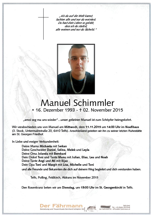 Manuel Schimmler