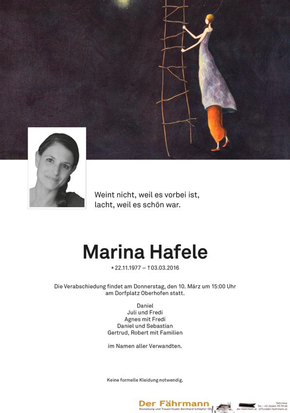Parte Marina Hafele
