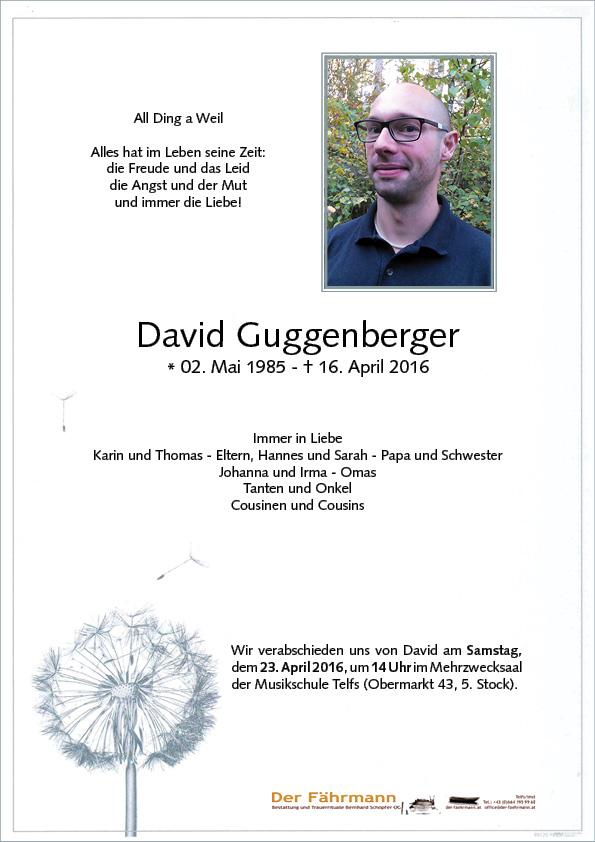 Parte David Guggenberger