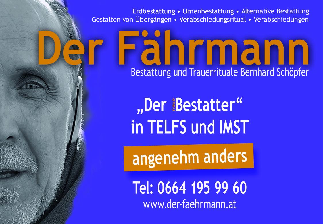 """Logo """"Der Fährmann"""""""