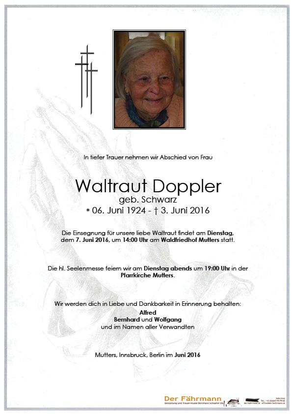 Parte Doppler Waltraut