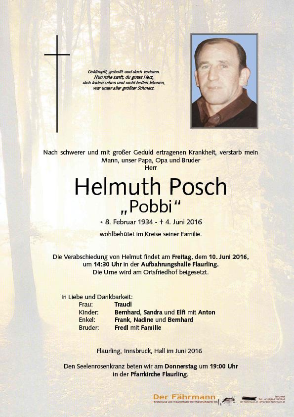 Parte Helmut Posch
