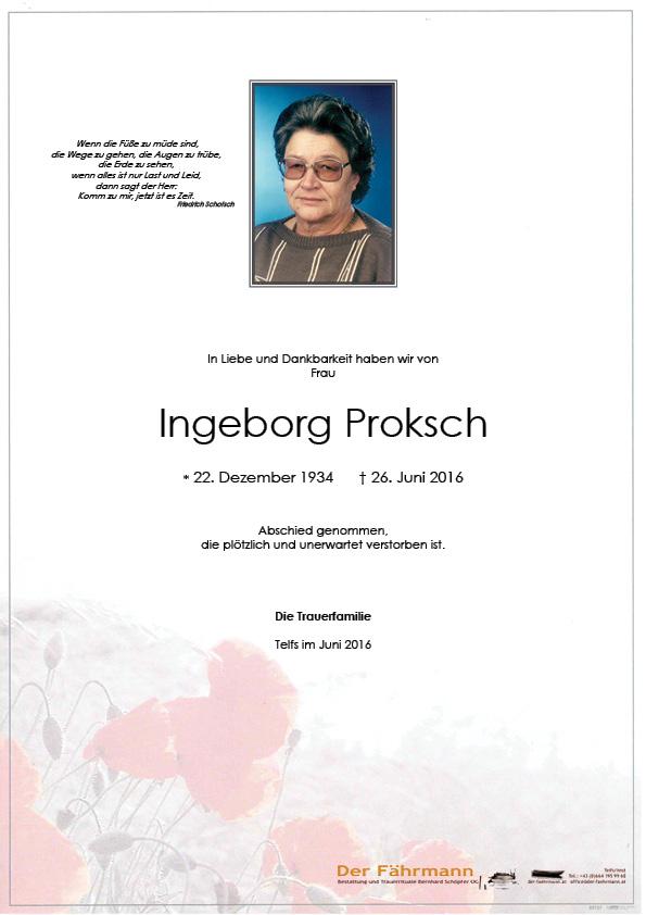 Parte Ingeborg Proksch