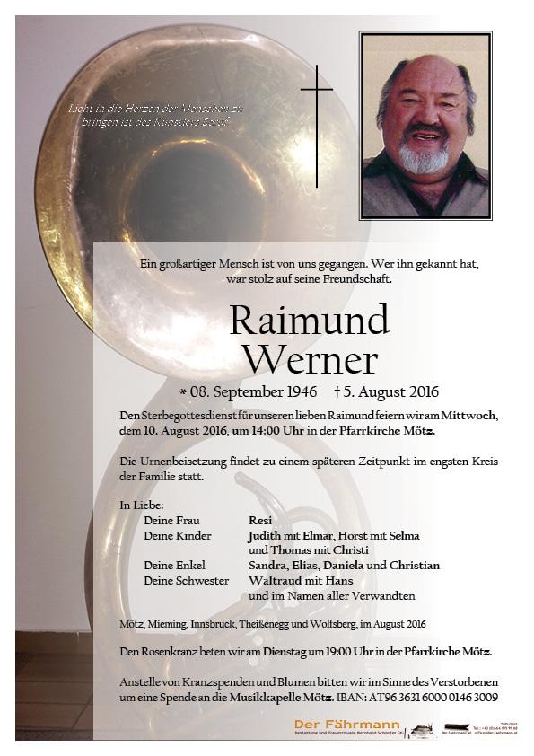 Parte Werner Raimund