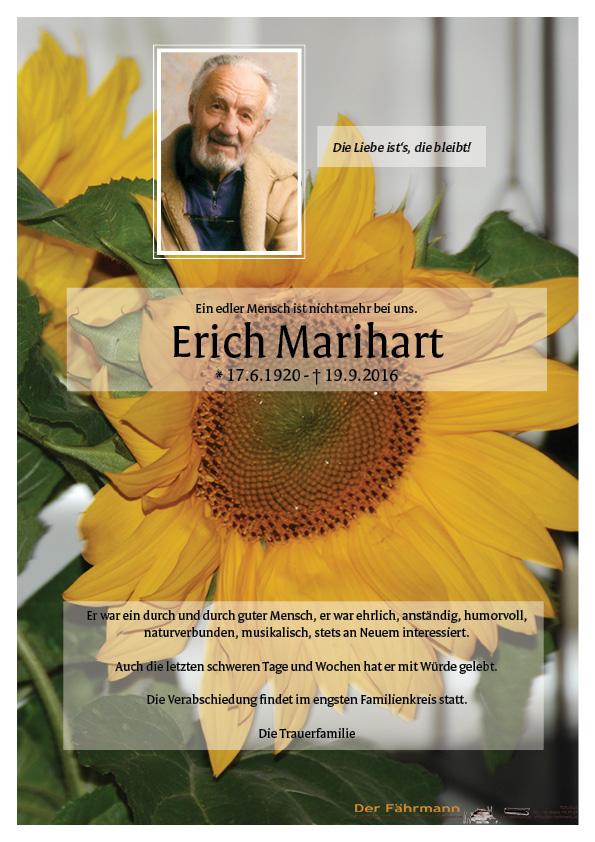 Parte Erich Marihart
