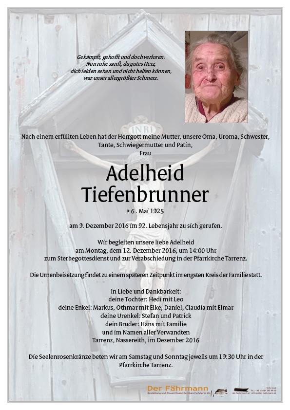 Parte Adelheid-Tiefenbrunner
