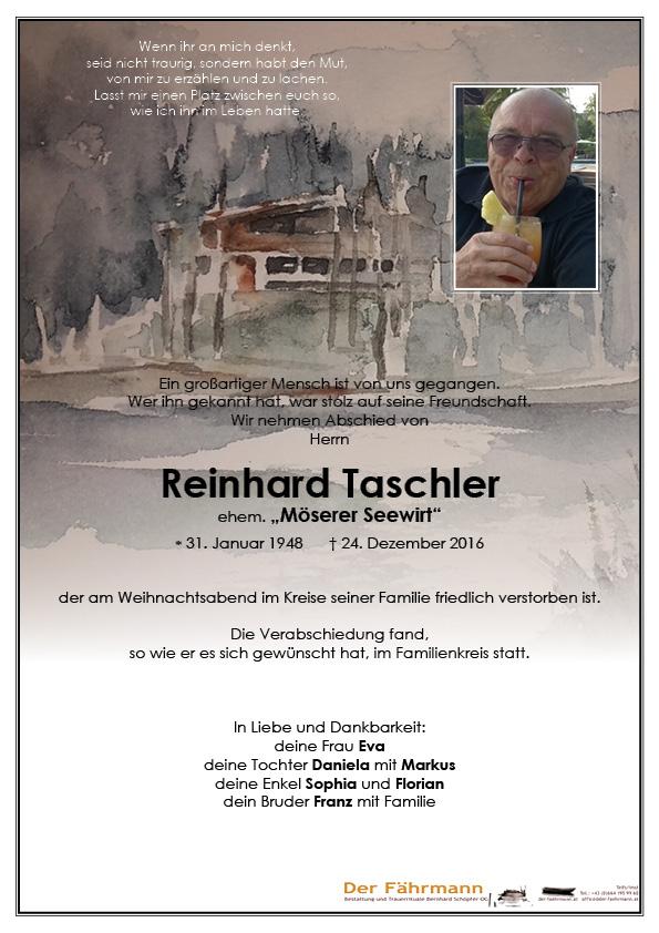 Parte Reinhard Taschler