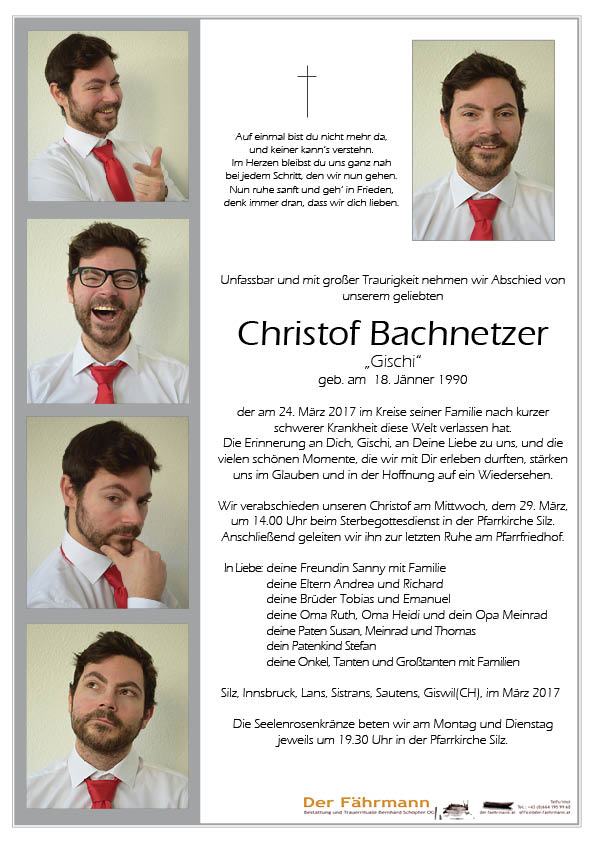 Parte Christof Bachnetzer