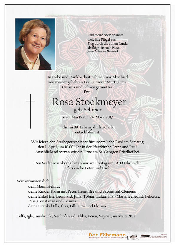 parte Rosa Stockmeyer
