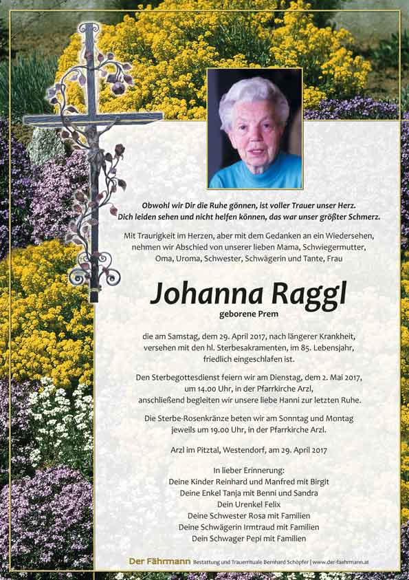 Parte Johanna Raggl