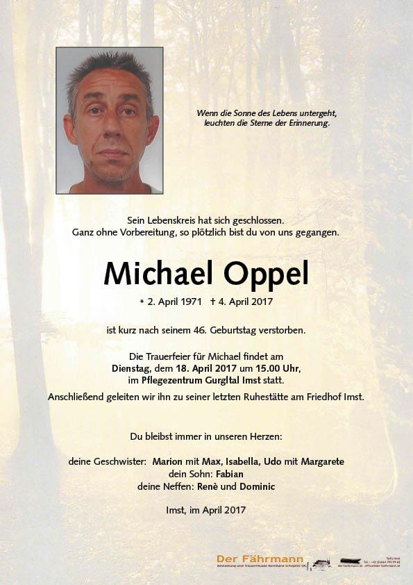 Parte Michael Oppel