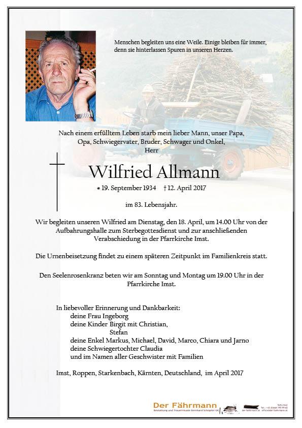 Parte Wilfried Allmann
