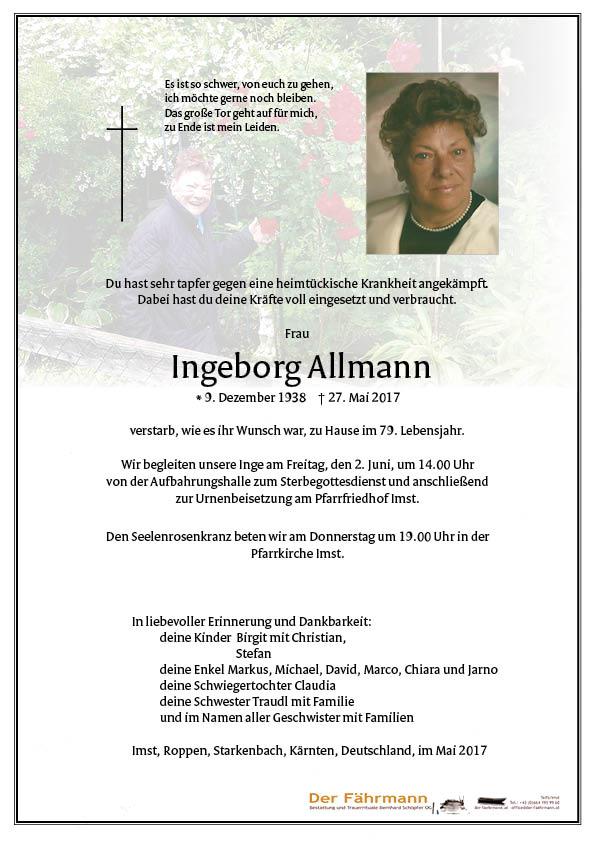 Parte Ingeborg Allmann