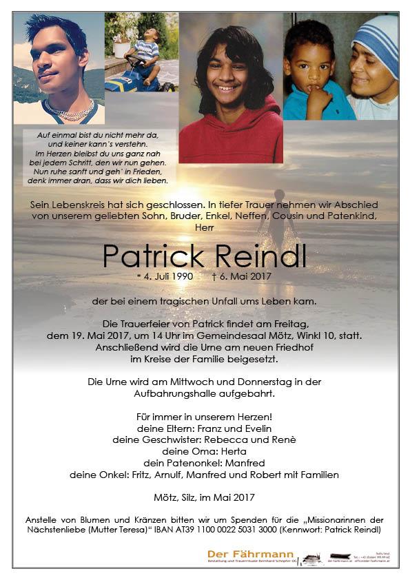 Parte Patrick Reindl