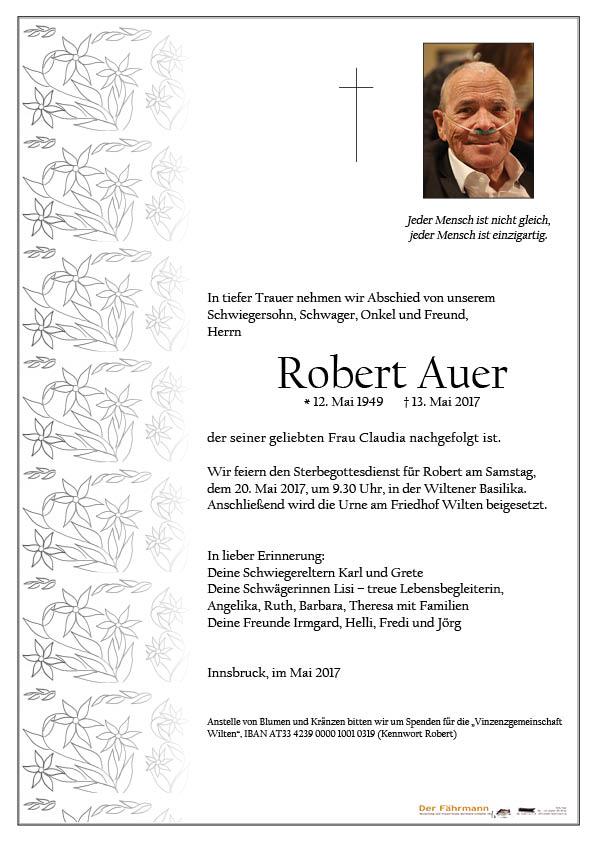 Parte Robert Auer