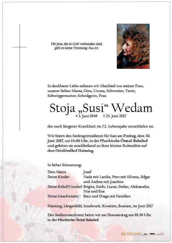 Parte Stoja Wedam