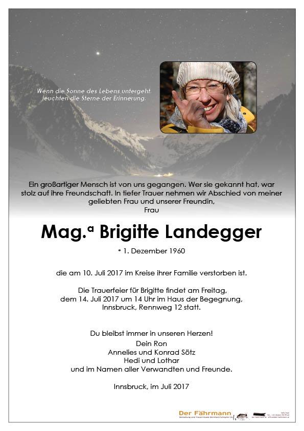Parte Brigitte Landegger