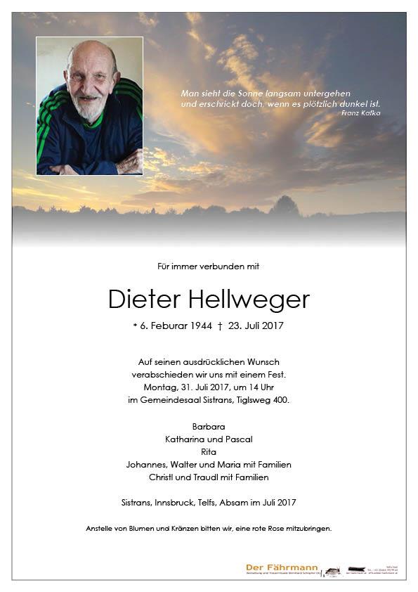 Parte Dieter Hellweger