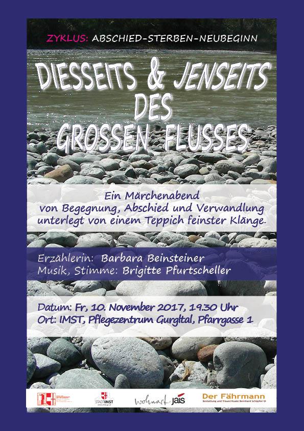 DIESSEITS & JENSEITS DES GROSSEN FLUSSES