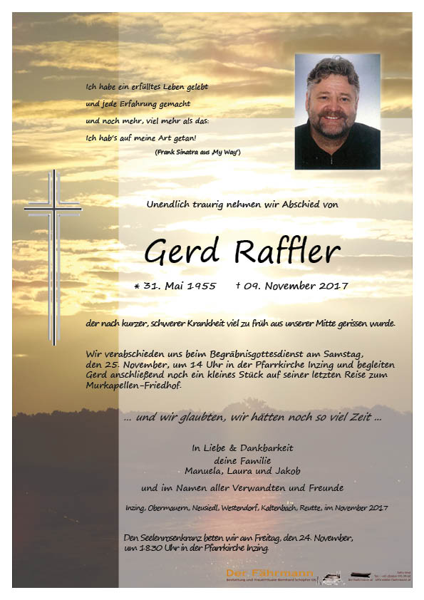 Parte Gerd Raffler