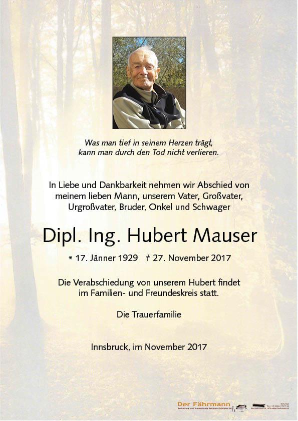 Parte Hubert Mauser