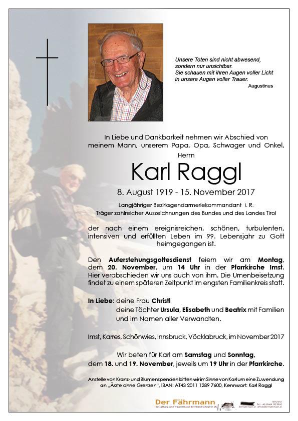 Parte Karl Raggl