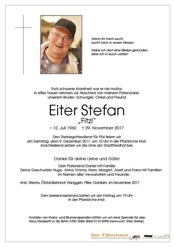 Parte Stefan Eiter