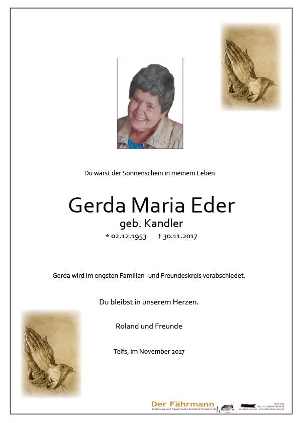 Parte Eder Gerda