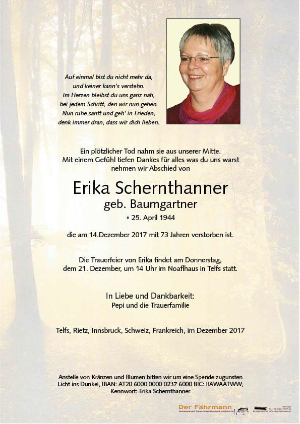 Parte Erika Schernthanner