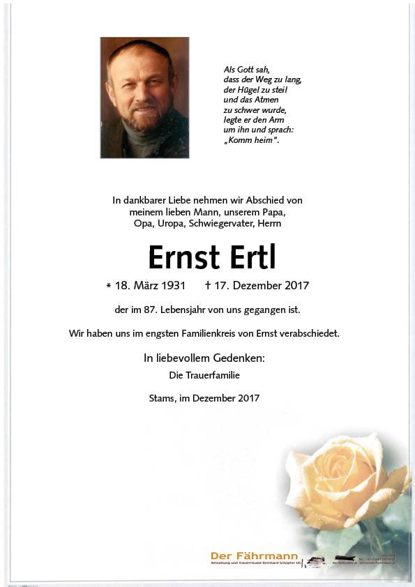 Parte Ernst Ertl