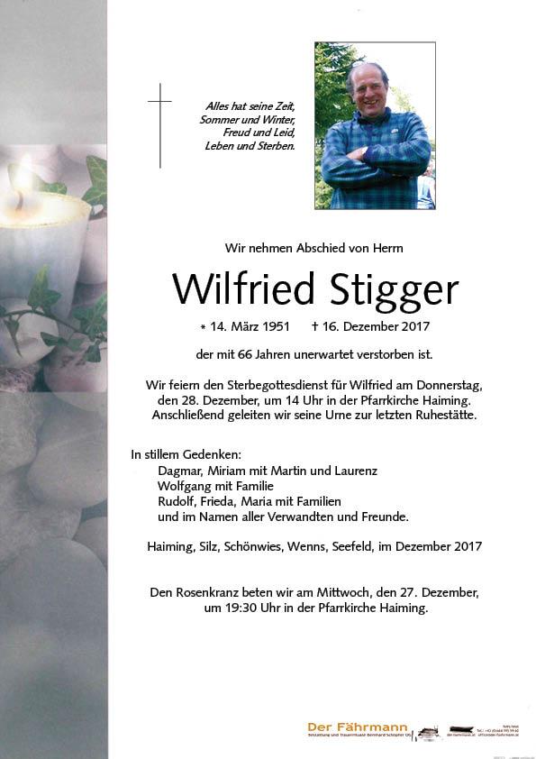 Parte Wilfried Stigger