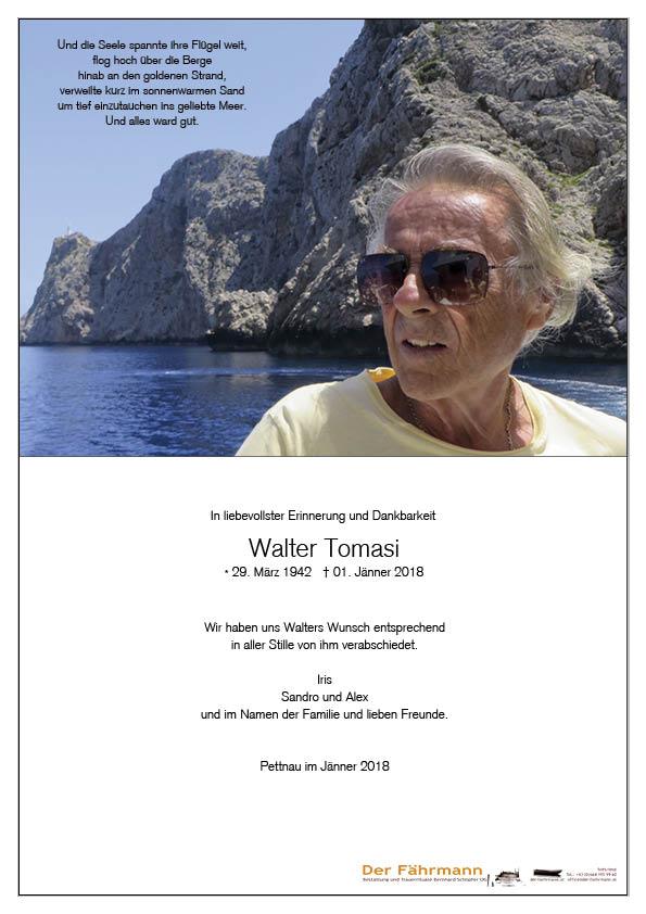 Parte Walter Tomasi