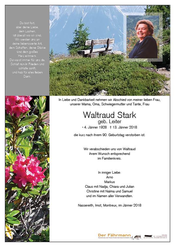 Parte Waltraud Stark