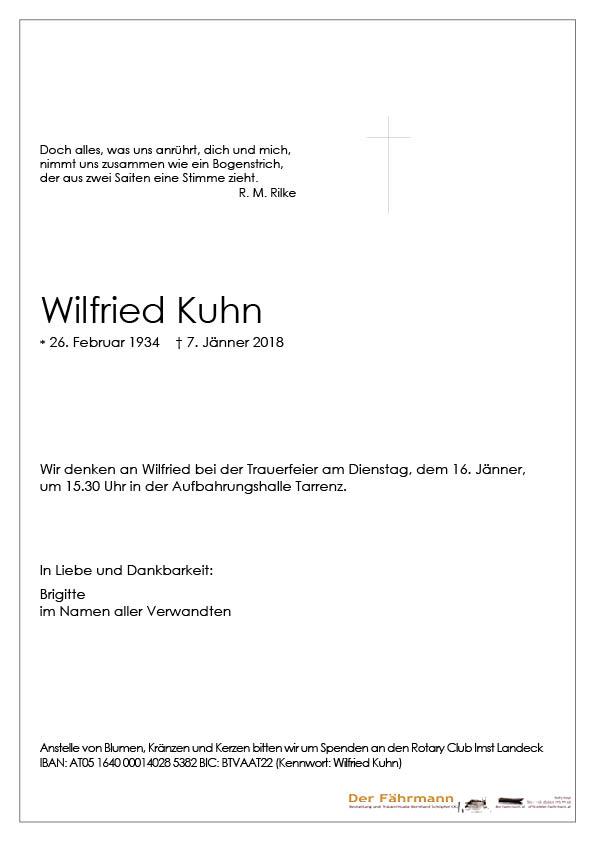 Parte Wilfried Kuhn