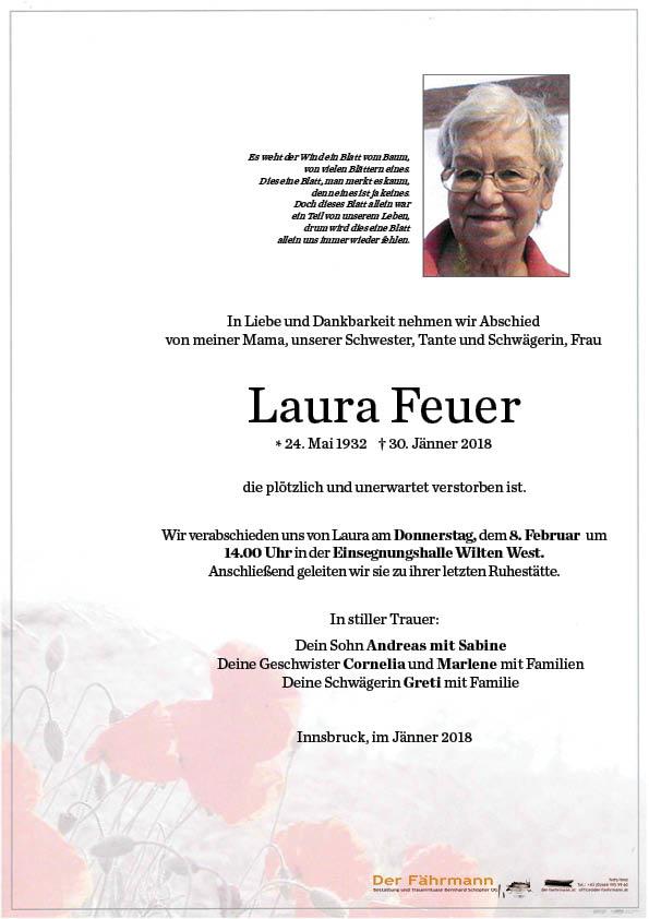 Parte Laura Feuer