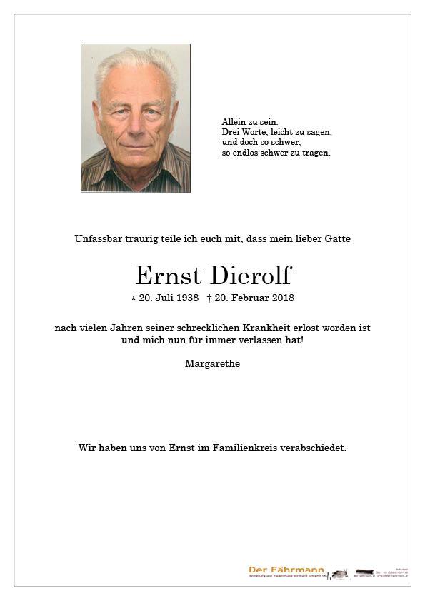 Parte Ernst Dierolf
