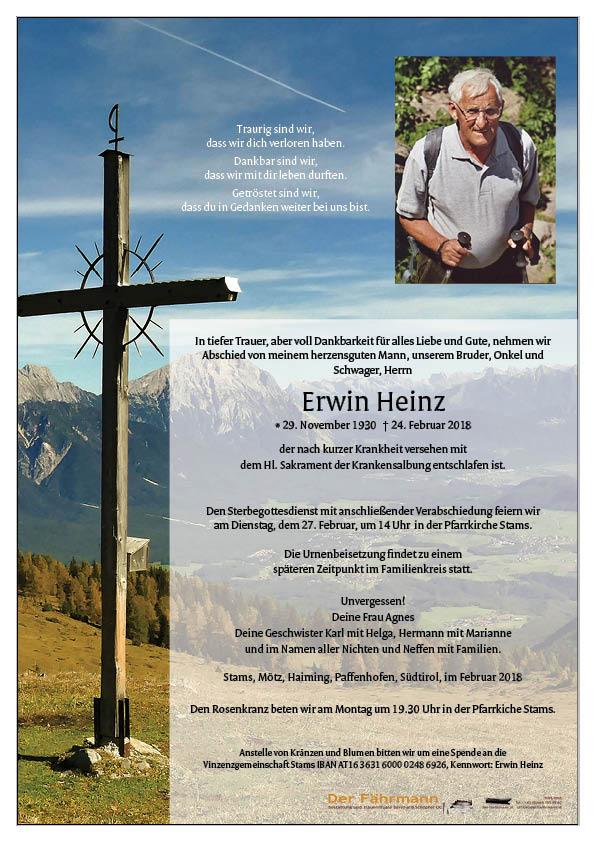 Parte Erwin Heinz
