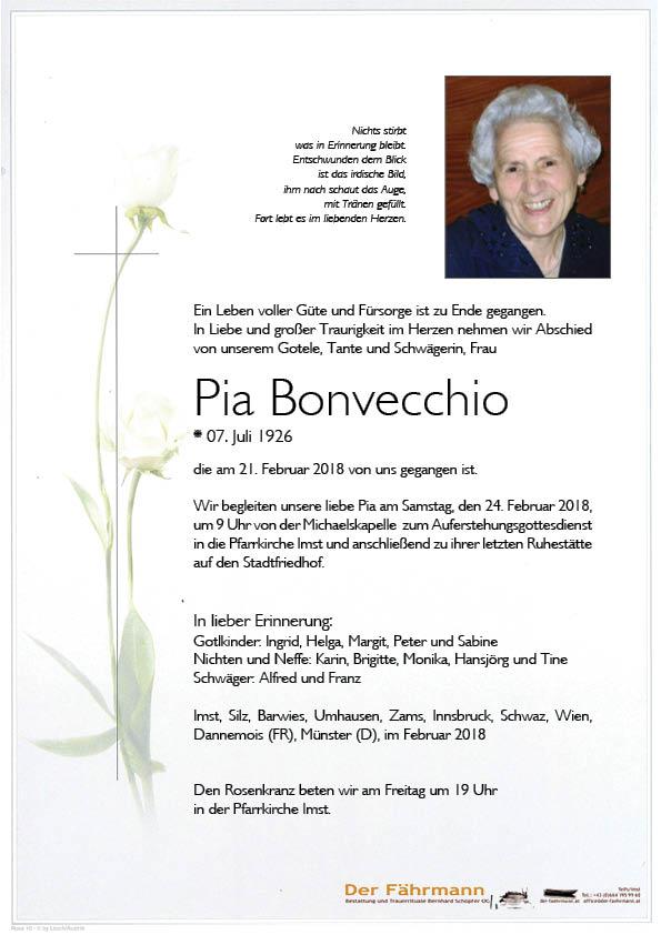 Parte Pia Bonvecchio