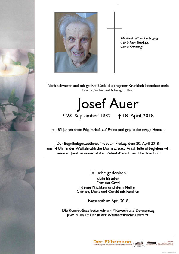 Parte Josef Auer