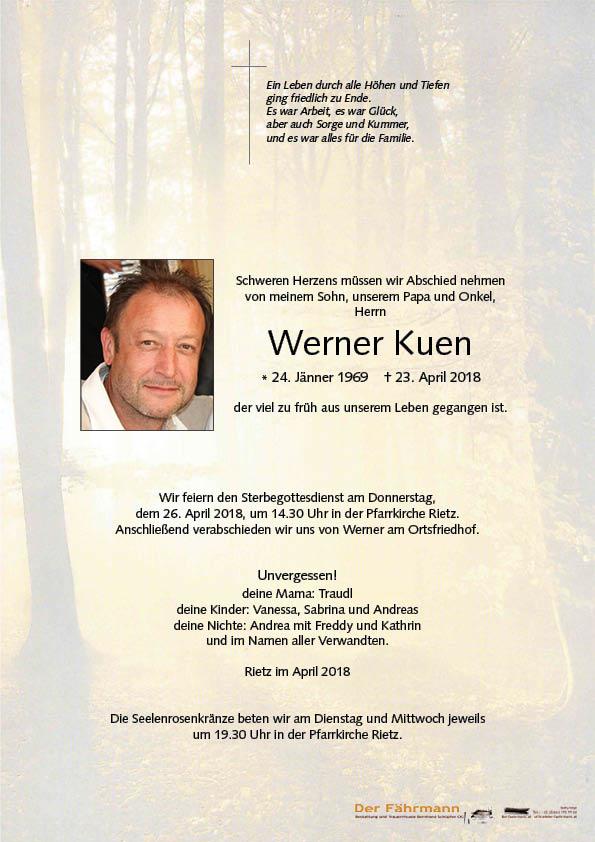 Parte Werner Kuen