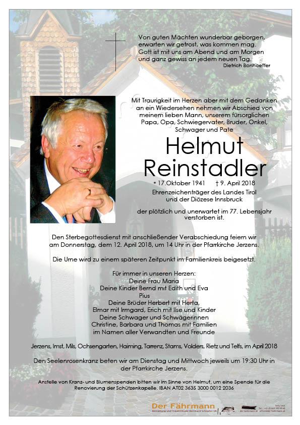 parte Helmut Reinstadler