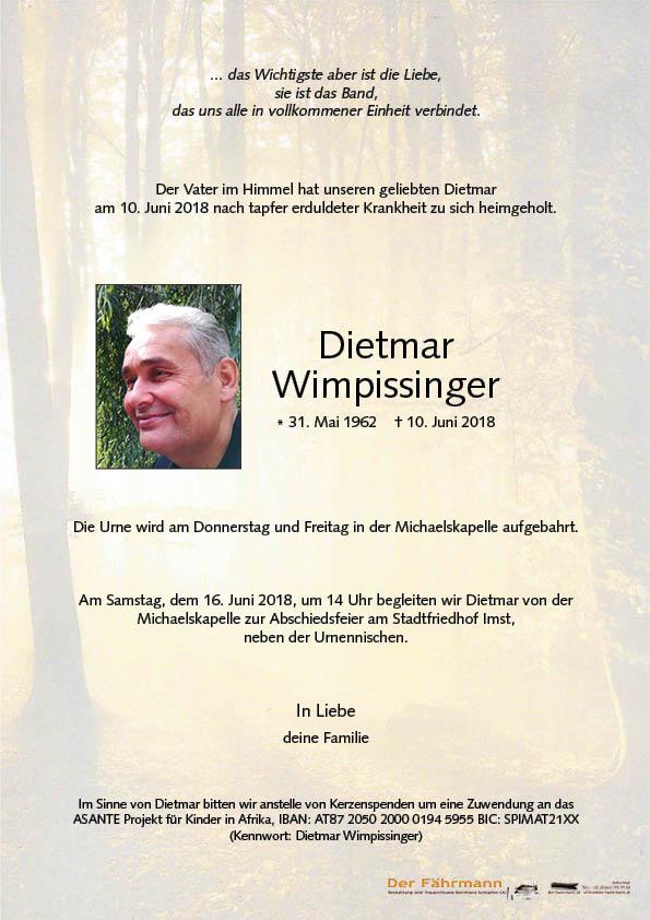 Parte Dietmar Wimpissinger