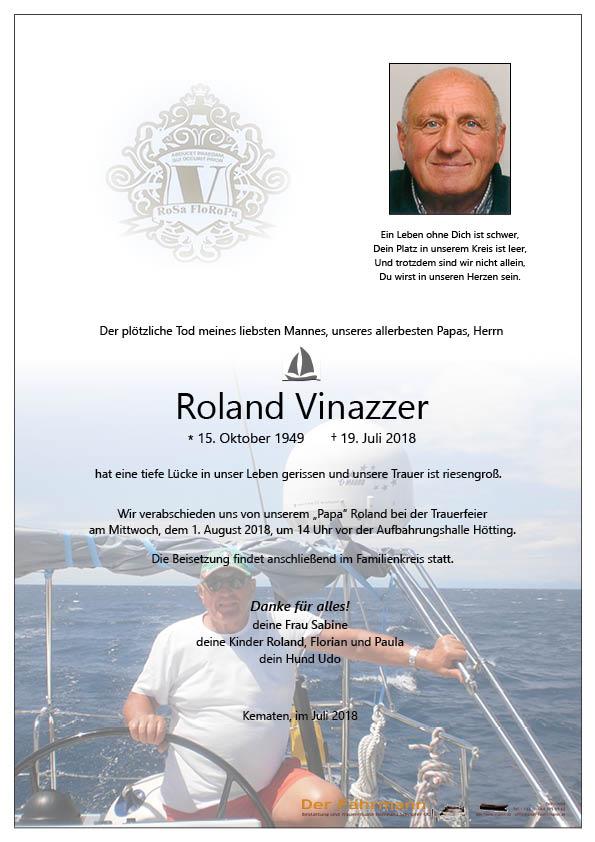 Parte Roland Vinazzer