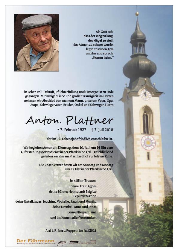 parte Anton Plattner
