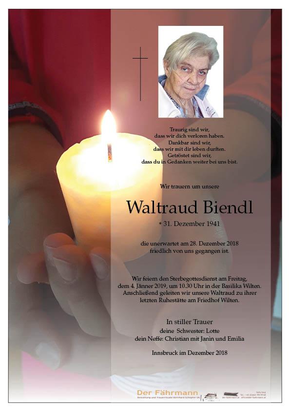 parte Biendl Waltraud
