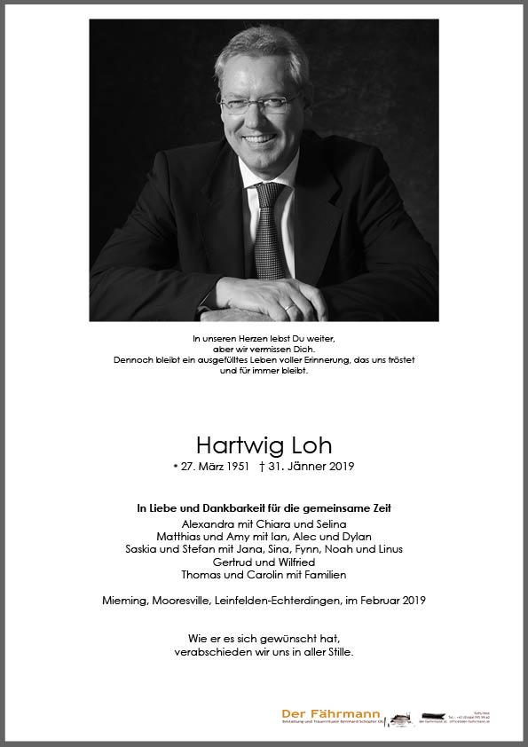 Parte Hartwig Loh