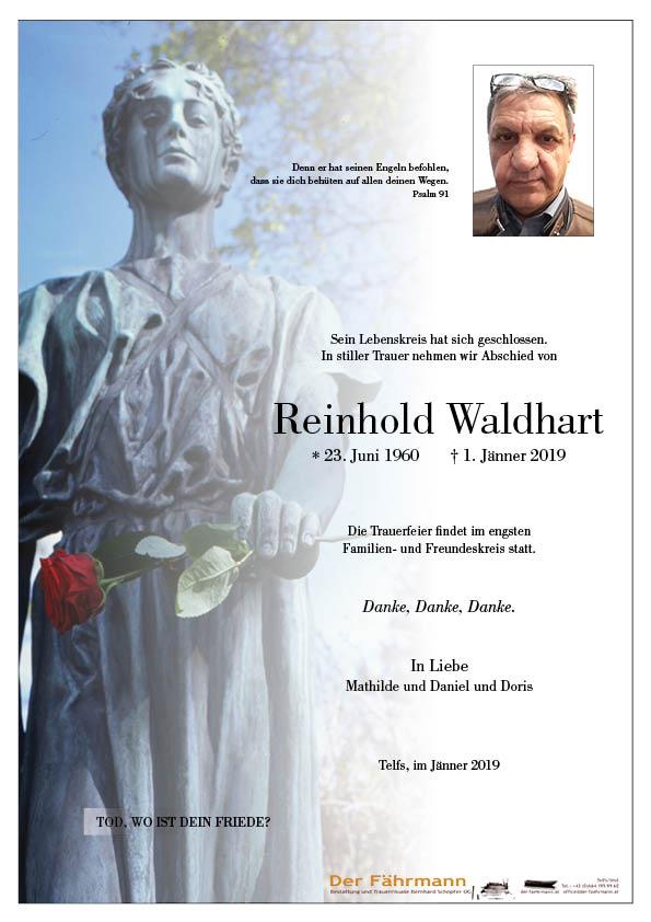 parte Reinhold Waldhart